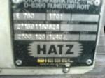 HATZ Motor