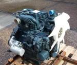KUBOTA D1703-M motor 26,1KW   35LE