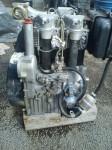 Kéthengeres Hatz diesel motor
